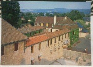 France Face a l'abbaye Cluny Restaurant Hotel de Bourgogne - unposted