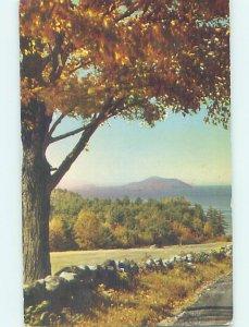 Pre-1980 NATURE SCENE Gilford & Laconia & Meredith & Wolfeboro NH AD3710