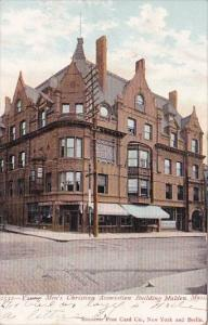 Young Men's Christain Association Building Malden Massachusetts 1906