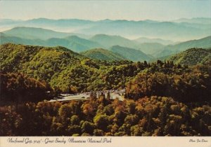 Newfound Gap 5045 Great Smoky Mountains National Park Charlotte North Carolina