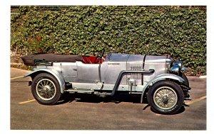 1922 Vauxhall 30/98 OE