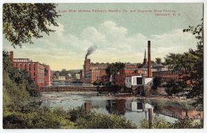 Sullivan's Machine Co & Maynards Shoe Factory, Claremont NH