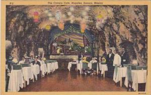 Mexico Nogales Sonora Cavern Cafe