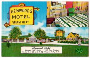 Henwood Motel, Niagara Falls NY