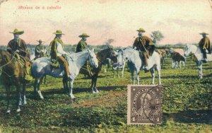Chile Huasos de á caballo 03.38