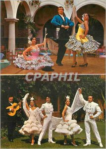 Postcard Modern Espagna