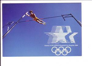 Pole Vault, 1984 Olympics, Los Angeles, California