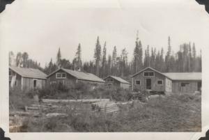 RP: Logging Camp #22 , Minn. , 1900-10s