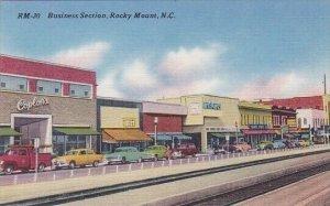 Business Section Rocky Mountain North Carolina