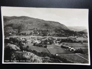 Cumbria: Grasmere, Butter Crags - Old RP Postcard No.79198