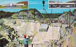 Vermont Barre Rock Of Ages Granite Quarry 1976
