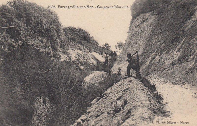 Varengeville-sur-Mer, France , 00-10s ; Gorges de Morville