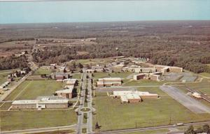 Aerial View, Delaware State Collage, DOVER, Delaware, 40-60´