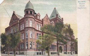 Maryland Baltimore Western Female High School