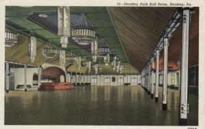 HERSHEY , Pennsylvania , 30-40s; Hershey Park Ball Room