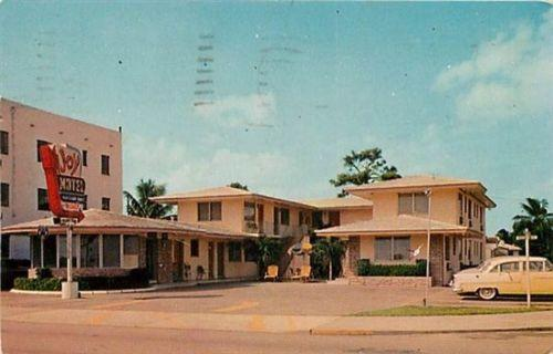 FL, Miami, Florida, Joy Motel, Nation Wide News No. YL 5979