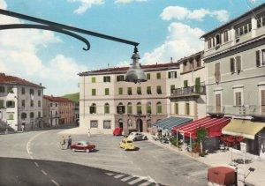 SAN MARCELLO PISTOIESE , Italy , 40-50s ; Piazza G. Matteotti