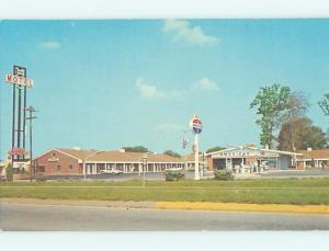 Unused Pre-1980 AMERICAN GAS STATION & MOTEL Bowling Green Kentucky KY r1395