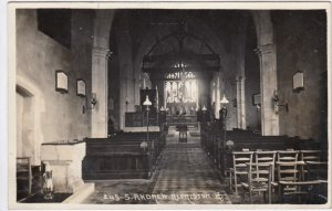 RP: Alfriston , East Sussex , district of Wealden, England , 1910s ; S. Andre...
