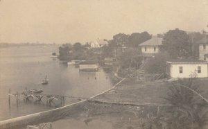 RP: Bradenton , Florida , 1900-10s ; Manatee River