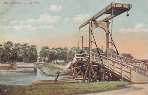 Man, Houthavenkade, Zaandam (North Holland), Netherlands, 1900-1910s