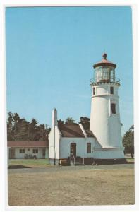 Umpqua Lighthouse Oregon postcard