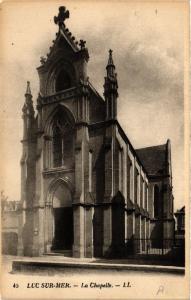 CPA  Luc-sur-Mer - La Chapelle   (516701)