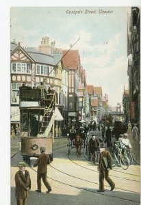 CHESHIRE      CHESTER           EASTGATE  STREET       1904/17s