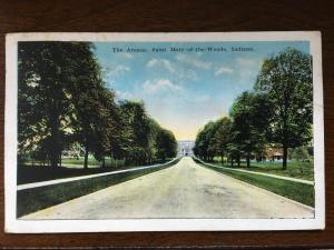 1923 The Avenue, Saint Mary-of-the-Woods, Terre Haute, Indiana IN D21