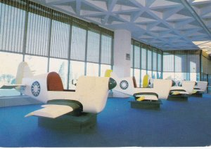 Airplane Rides in Museum , Japan , 1997