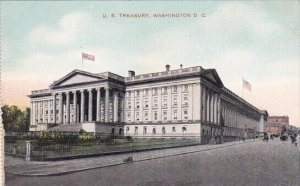 U S Treasury Washington D C