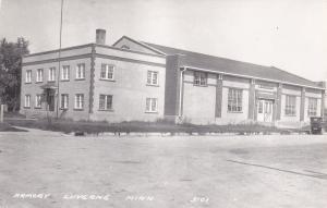 RP; Armory , LUVERNS, Minnesota, 1930-40s