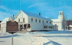CALVIN COOLIDGE BIRTHPLACE Plymouth Notch, Vermont c1960s Vintage Postcard
