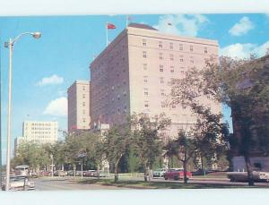 Unused Pre-1980 HOTEL SCENE Regina Saskatchewan SK B0786