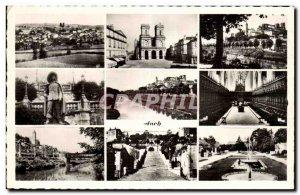 Modern Postcard Auch