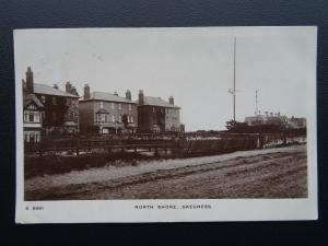Lincolnshire SKEGNESS North Shore c1912 RP Postcard by Kingsway