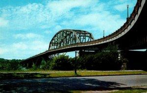 New York Buffalo Peace Bridge