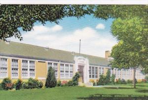 Texas Monhans High School