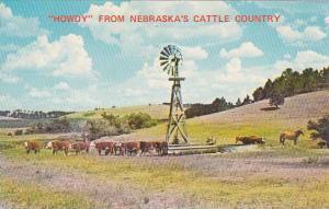 Nebraska Howdy From Nebraskas Cattle Country