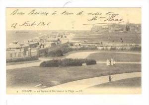 Dieppe, France, PU 1906