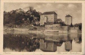 Germany Passau Ober und Niederhaus 03.26