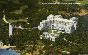 Castle Harbour Hotel - Tuckers Town, Bermuda