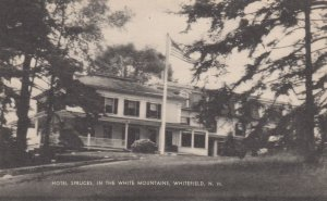WHITEFIELD , New Hampshire , 1930s ; Hotel Spruces