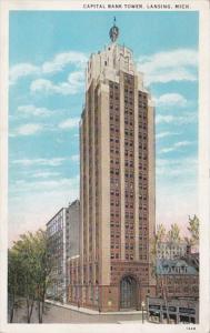 Michigan Lansing Capital Bank Tower Curteich