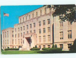 Unused Pre-1980 COURT HOUSE Fort Smith Arkansas AR n4156