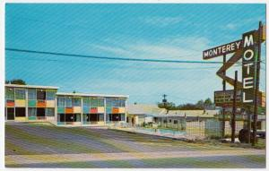 Monterey Motel & Restaurant, Nashville TN