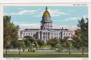 Colorado Denver State Capitol