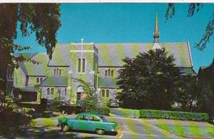 Maine Portland St Luke's Cathedral