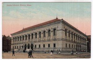 Boston, Mass, Public Library
