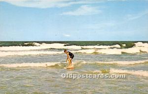 Getting Wet Cape Cod, Massachusetts, MA, USA Unused